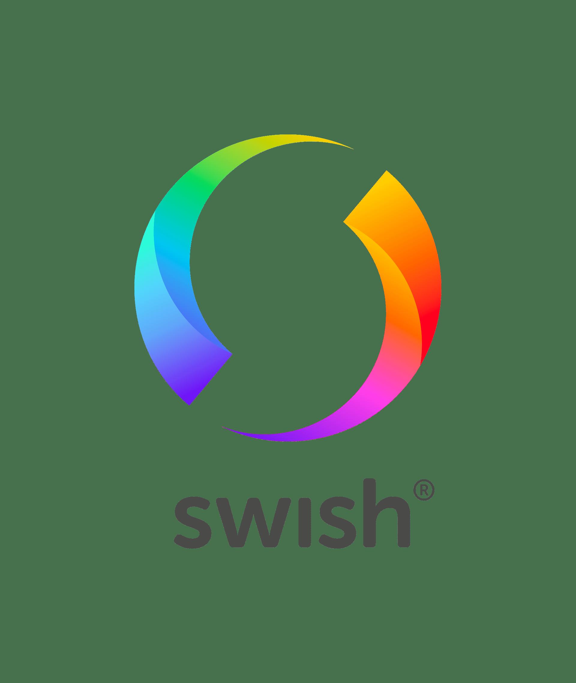Logga på Swish